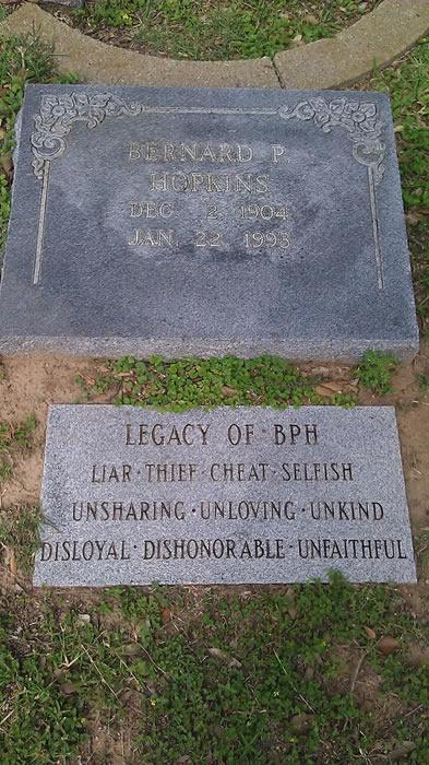 Legacy-of-bph